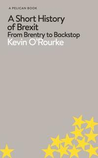 bokomslag A Short History of Brexit: From Brentry to Backstop
