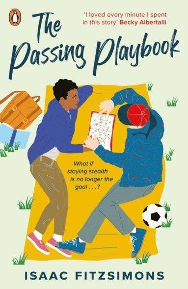 bokomslag The Passing Playbook