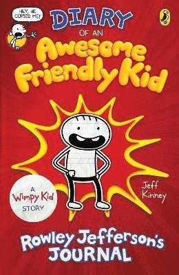 bokomslag Diary of an Awesome Friendly Kid