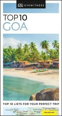 bokomslag DK Eyewitness Top 10 Goa