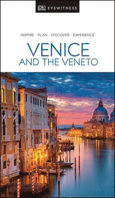 bokomslag Venice and the Veneto