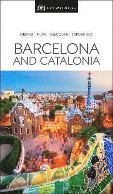 bokomslag Barcelona and Catalonia