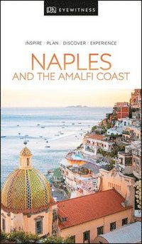 bokomslag Naples and the Amalfi Coast