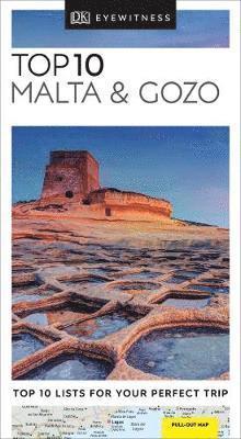 bokomslag Top 10 Malta and Gozo