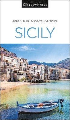 bokomslag DK Eyewitness Sicily