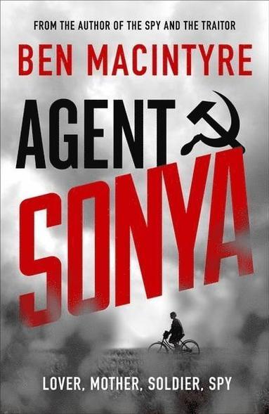 bokomslag Agent Sonya