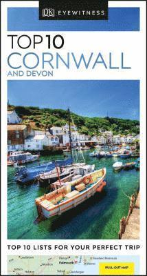bokomslag Cornwall and Devon Top 10