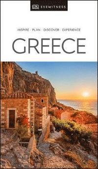 bokomslag Greece, Athens and the Mainland