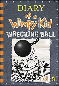 bokomslag Wrecking Ball  : Diary of a Wimpy Kid 14