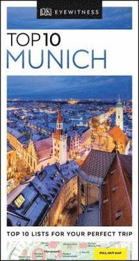 bokomslag DK Eyewitness Top 10 Munich