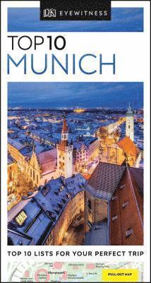 bokomslag Munich Top 10 DK Eyewitness
