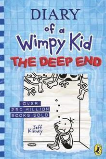 bokomslag The Deep End : Diary of a Wimpy Kid
