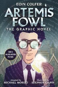 bokomslag Artemis Fowl: The Graphic Novel (New)