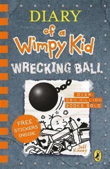 bokomslag Wrecking Ball : Diary of a Wimpy Kid