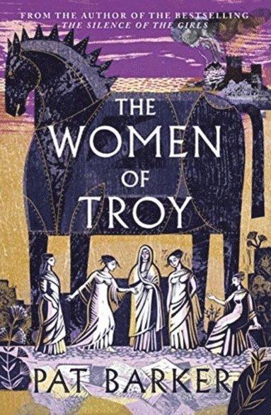 bokomslag The Women of Troy