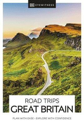 bokomslag Road Trips Great Britain
