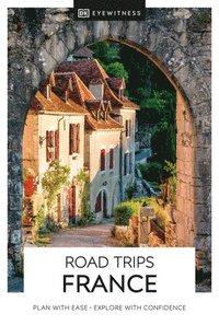 bokomslag Road Trips France