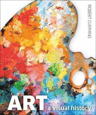 bokomslag Art: A Visual History