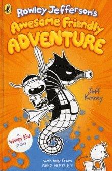 bokomslag Rowley Jefferson's Awesome Friendly Adventure