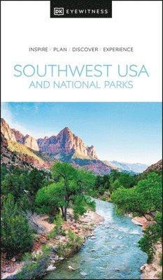 bokomslag Southwest USA and National Parks