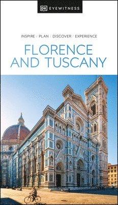 bokomslag Florence and Tuscany