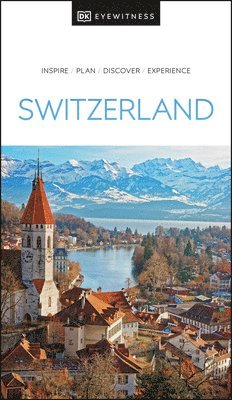 bokomslag DK Eyewitness Switzerland
