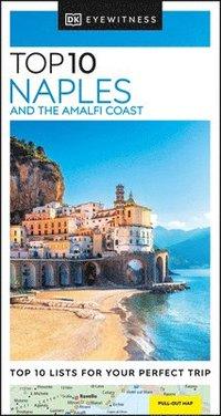 bokomslag Naples and the Amalfi Coast Top 10
