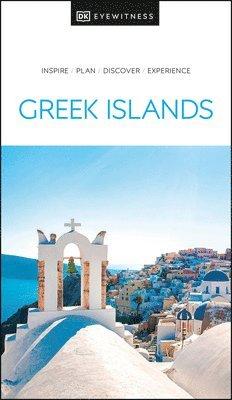 bokomslag DK Eyewitness Greek Islands
