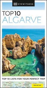 bokomslag Algarve Top 10