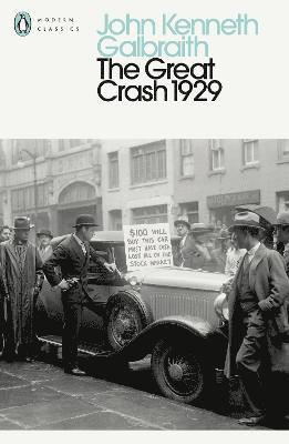bokomslag The Great Crash 1929