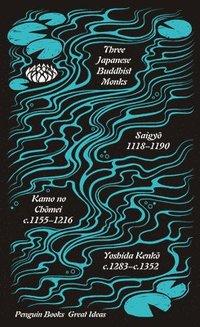 bokomslag Three Japanese Buddhist Monks