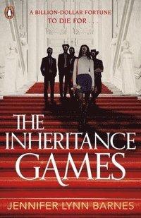 bokomslag The Inheritance Games