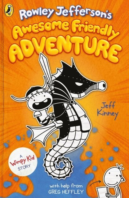 Rowley Jefferson's Awesome Friendly Adventure 1