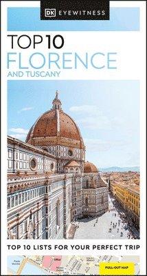 bokomslag Florence and Tuscany Top 10