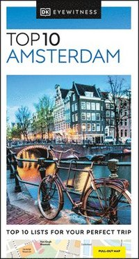 bokomslag Amsterdam Top 10