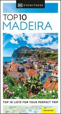 bokomslag Madeira Top 10