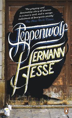 bokomslag Steppenwolf