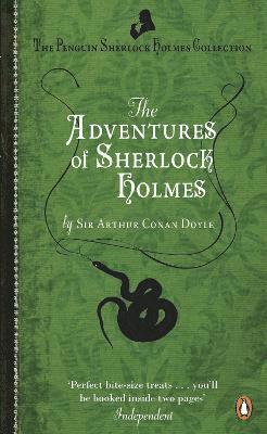 bokomslag The Adventures of Sherlock Holmes