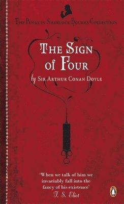 bokomslag The Sign of Four
