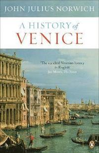 bokomslag A History of Venice