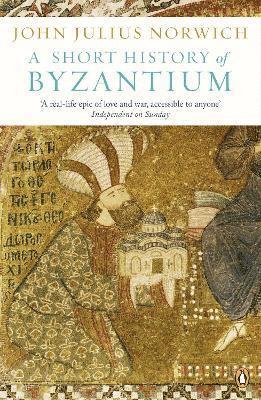 bokomslag Short history of byzantium