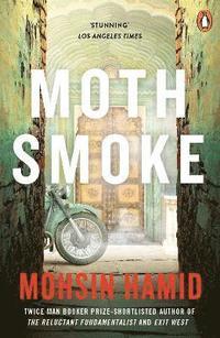 bokomslag Moth Smoke