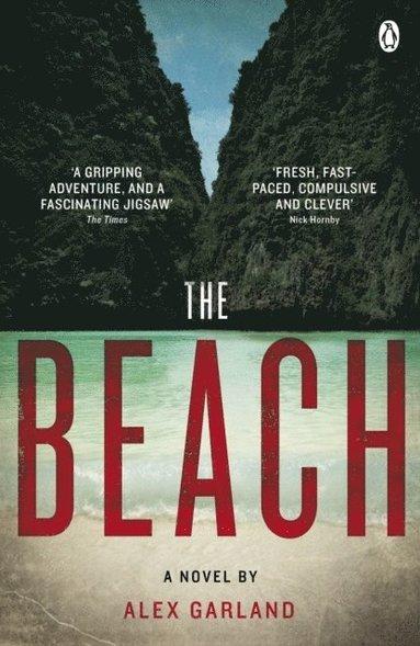 bokomslag The Beach