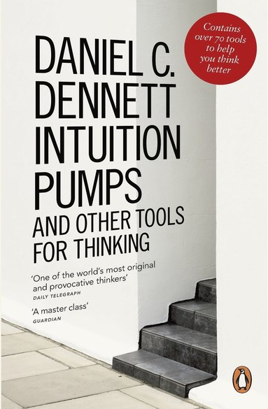 bokomslag Intuition Pumps and Other Tools for Thinking