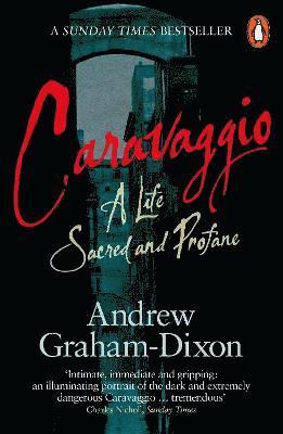 bokomslag Caravaggio - a life sacred and profane