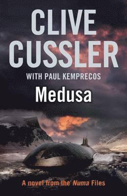 bokomslag Medusa - numa files #8