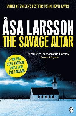 bokomslag The Savage Altar