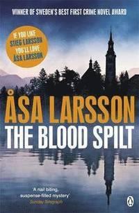 bokomslag The Blood Spilt