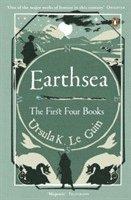 bokomslag The Earthsea: The First Four Books