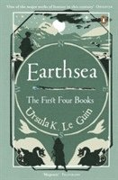 bokomslag The Earthsea: The First Four Books